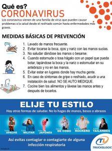 Medidas básicas de prevención Covid-19